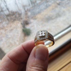 Ring Size 7 Light weight